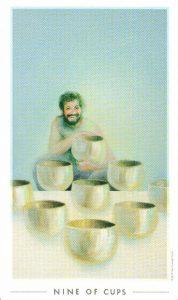 9 Кубков The Fountain Tarot