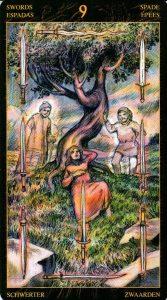 9 Мечей Таро Возрождения 2012Tarot of Ascension