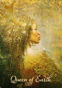Королева Земли The Good Tarot