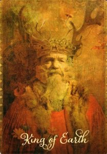 Король Земли The Good Tarot