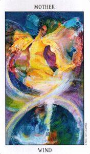 Мать Ветра Tarot of the Spirit