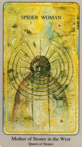 Мать Камней The Haindl Tarot