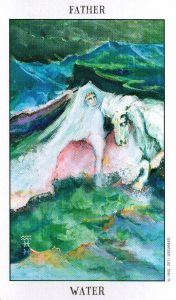 Отец Воды Tarot of the Spirit