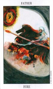 Отец Огня Tarot of the Spirit
