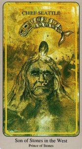Сын Камней The Haindl Tarot
