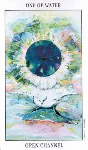 Туз Воды Tarot of the Spirit