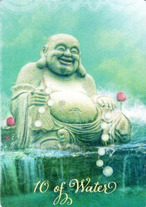 10 Воды The Good Tarot