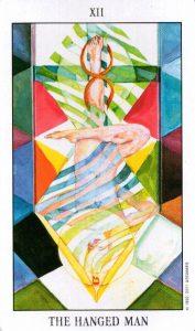 12 Аркан Повешенный Tarot of the Spirit