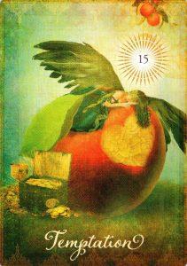 15 Искушение The Good Tarot