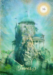 16 Башня The Good Tarot