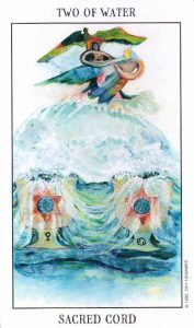 2 Воды Tarot of the Spirit