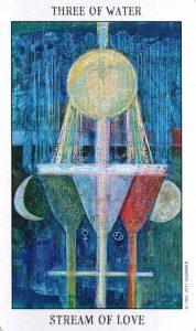 3 Воды Tarot of the Spirit