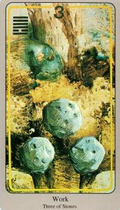 3 Камней The Haindl Tarot