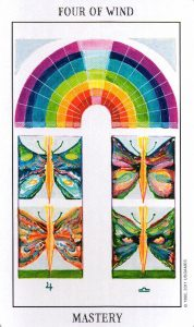 4 Ветра Tarot of the Spirit