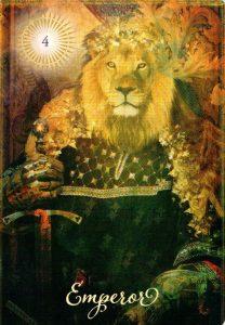 4 Император The Good Tarot