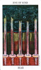 5 Ветра Tarot of the Spirit