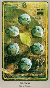 6 Камней The Haindl Tarot