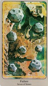 7 Камней The Haindl Tarot