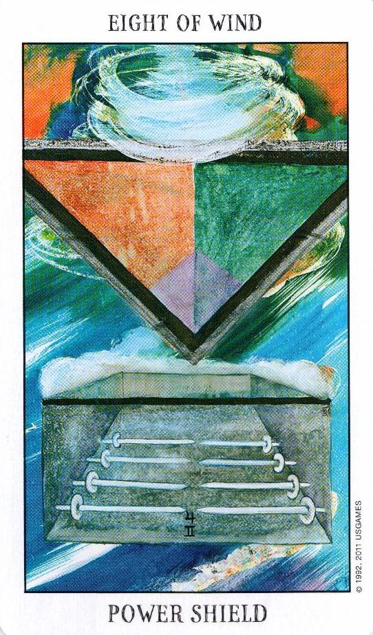 8 Ветра Tarot of the Spirit