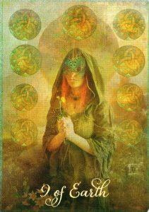 9 Земли The Good Tarot