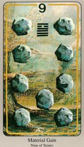 9 Камней The Haindl Tarot