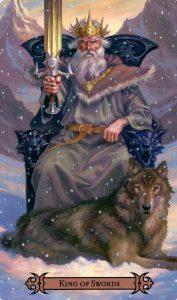 Король Мечей Modern Spellcaster's Tarot