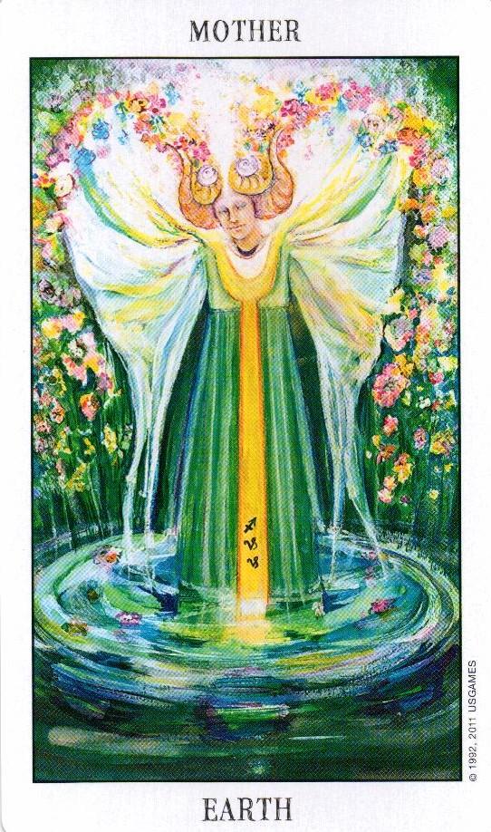 Мать Земли Tarot of the Spirit