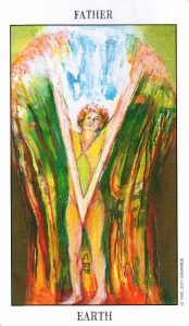 Отец Земли Tarot of the Spirit