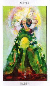 Сестра Земли Tarot of the Spirit
