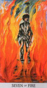 7 Огня Japaridze Tarot