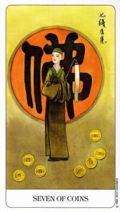 7 Монет Chinese Tarot Китайское Таро