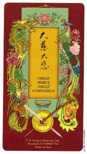 Chinese Tarot Deck by Jui Guoliang Китайское Таро